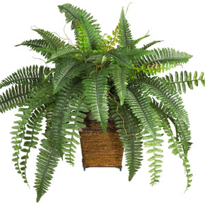 best plants for bathroom decor - and my favorite Best Silk Plants